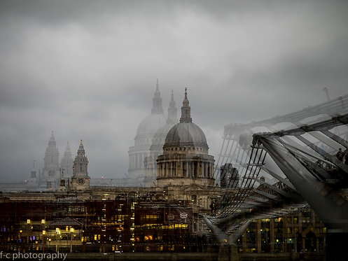 Saint Paul's cathedral II