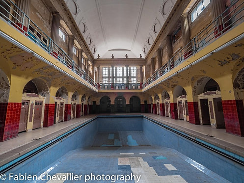 The old thermal bath I