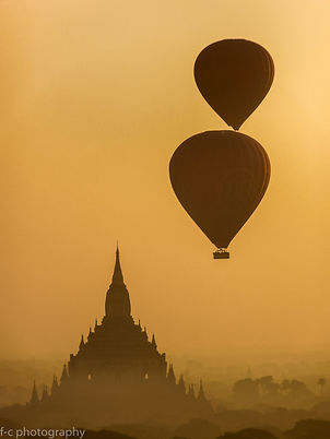 bagan sunrise III