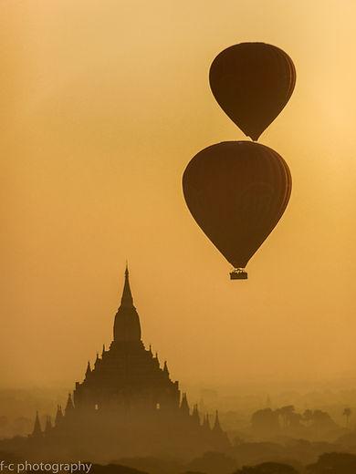 photo de bagan en birmanie , myanmar