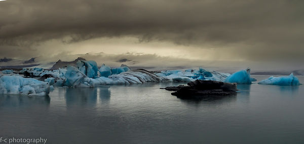 photo islande jokulsarlon iceberg