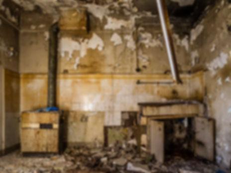 the destroy kitchen
