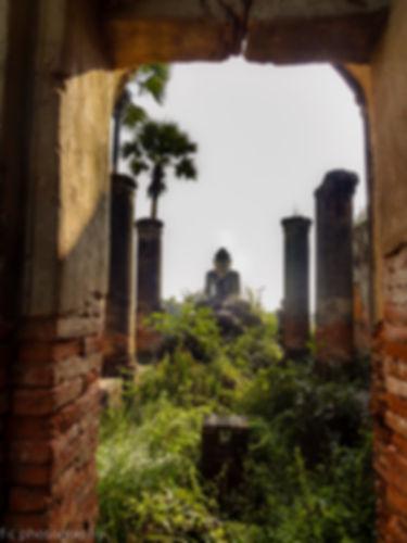 photo de buddha birmanie myanmar