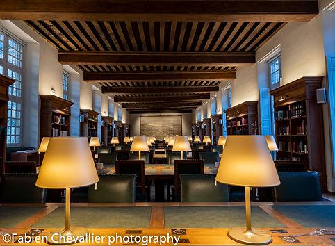 jolie photo de labibliothèque de Paris