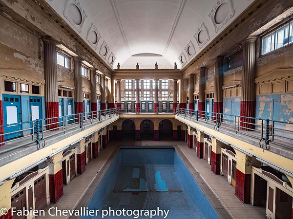 the old thermal bath II