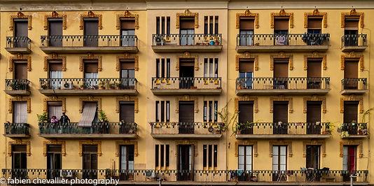 photographie d'architecture de Barcelone
