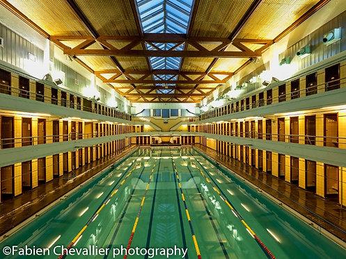 photo en édition limitée à vendre d'une piscine en belgique, , décoration d'interieur