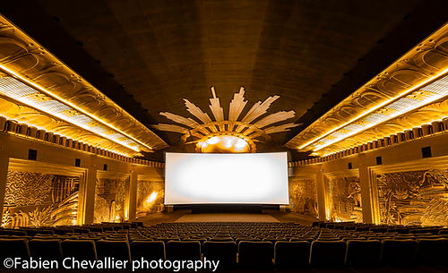 photo du cinéma Eldorado de bruxelles