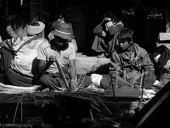 asia portrait birmanie