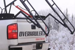 Overhauler Truck Rack