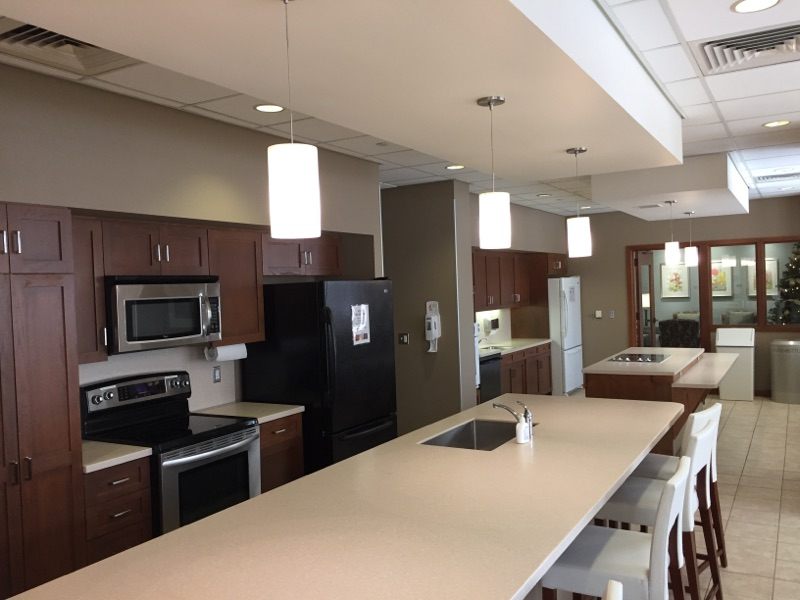 Family Kitchen Area