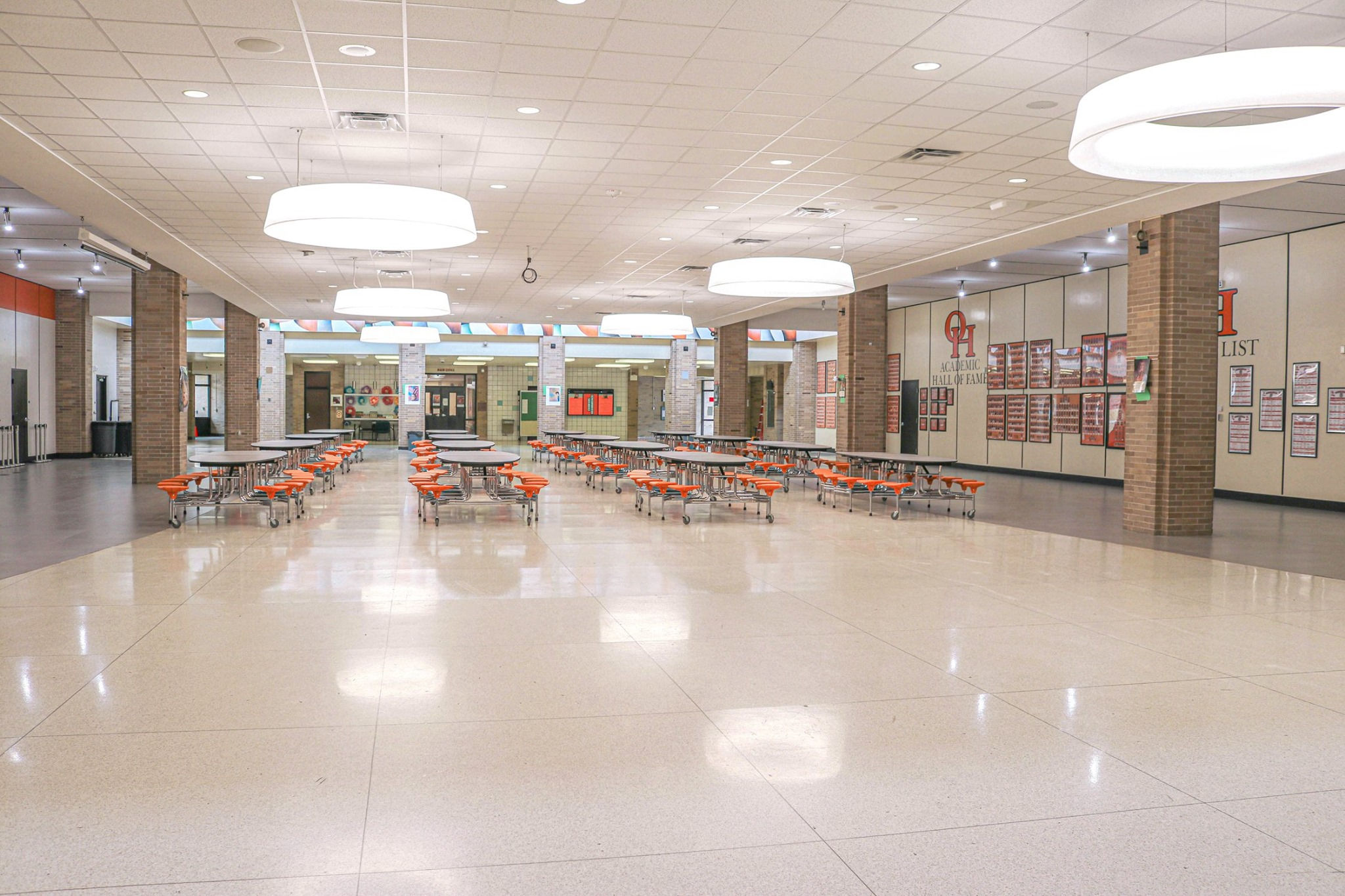 Ottawa Hills Cafeteria