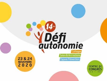 ILO candidate au concours organisé par le Défi Autonomie