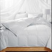 sew thru box stitch style comforter