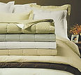 white duck down blankets for summer in colors white and ivory only