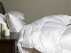 baffle box style  comforter