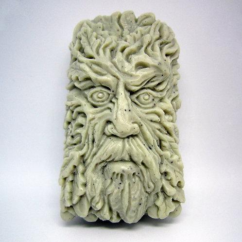 Green Man Soap (Green)