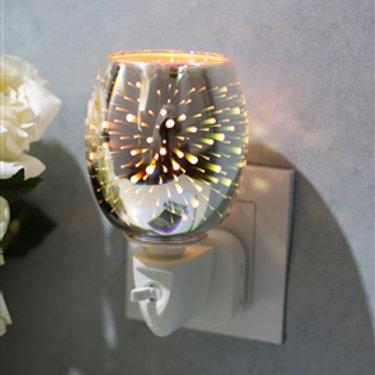Plug In Glass Fragrance Warmer