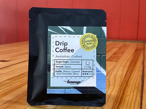 Drip Coffee Australian Crafted pack of 10
