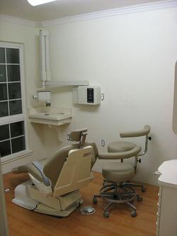 Dental office remodeling
