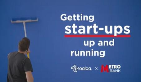 Metro Bank: Start-Up Stars