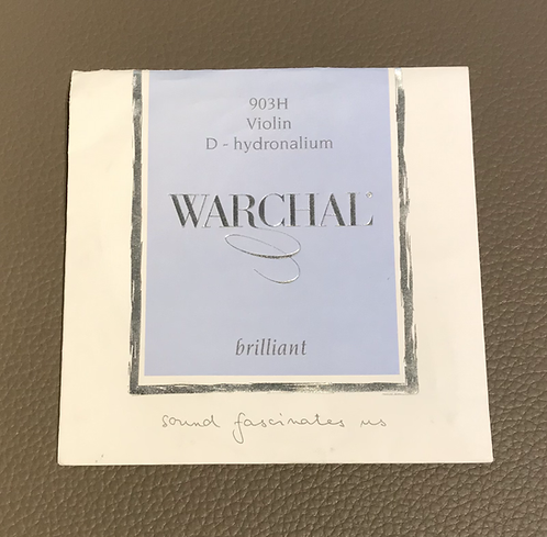 Violin Warchal Brilliant D Hydronalium