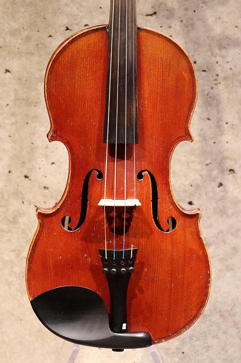 """""""Célèbre Vosgien"""" vers 1900 4/4 violin"""