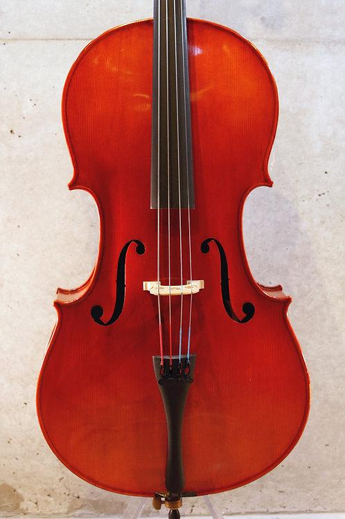 3/4 Cello no labeled