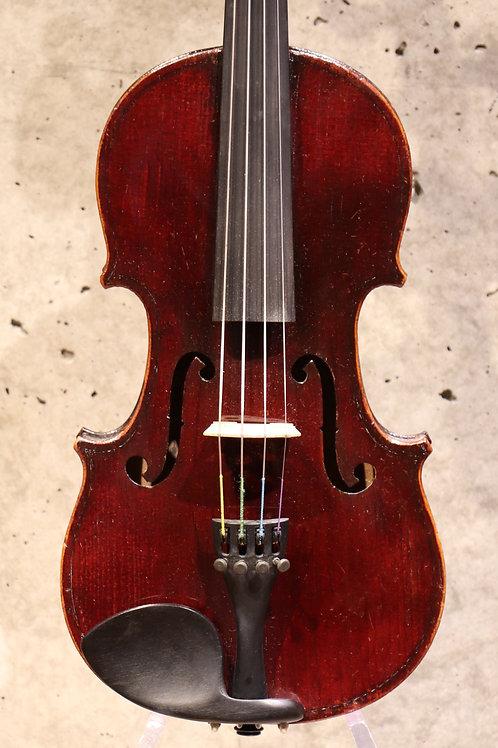 """""""Mi Fin"""" Mirecourt vers 1900, 1/2 Violin"""
