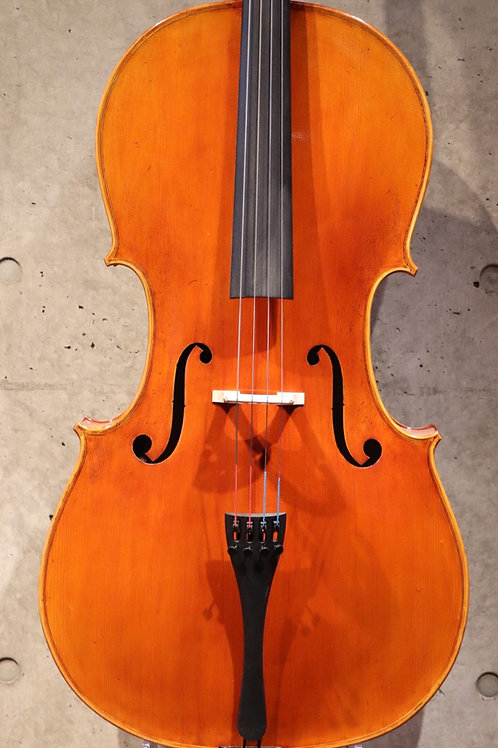 4/4 Cello set up by l'atelier by apc