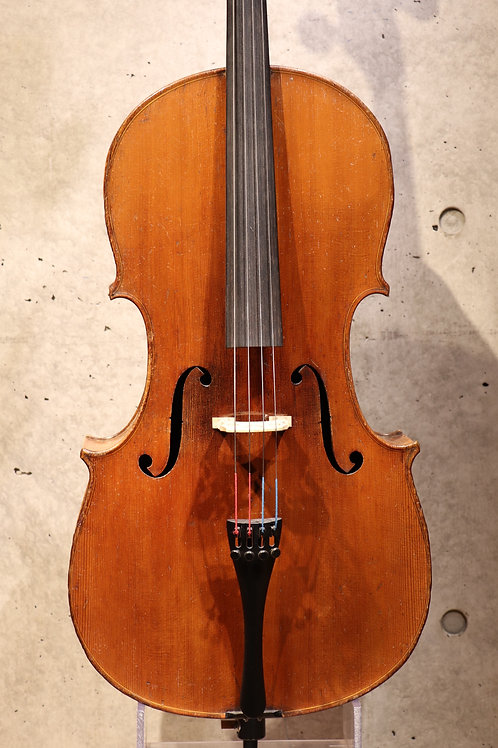 French Old 1/2  Cello
