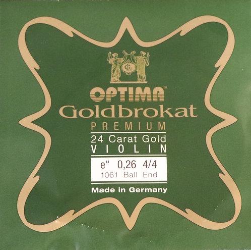 Goldbrokat Premium 24 Carat Gold E