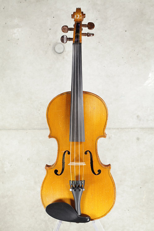 labeled : Stradivarius 1714,  France 3/4 Violin