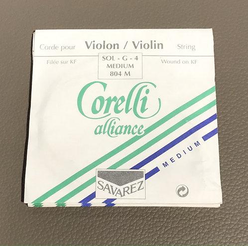 Violin Corelli Alliance Medium G