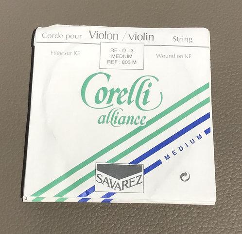 Violin Corelli Alliance Medium D