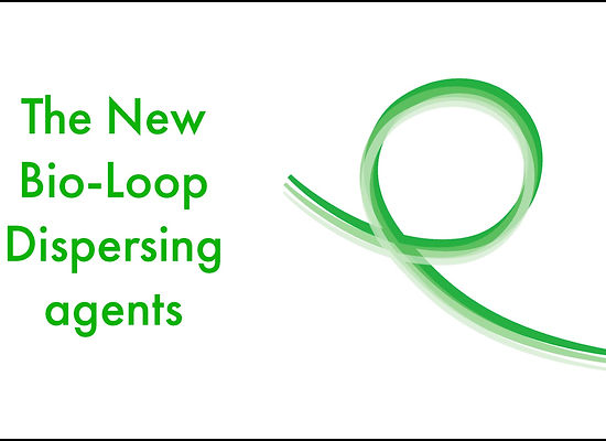 Introducing the New Bio-Loop Dispersing agents