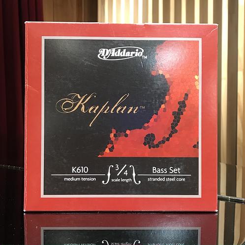 Contrabass KAPLAN Medium 1set