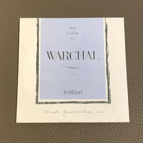 Violin Warchal Brilliant G