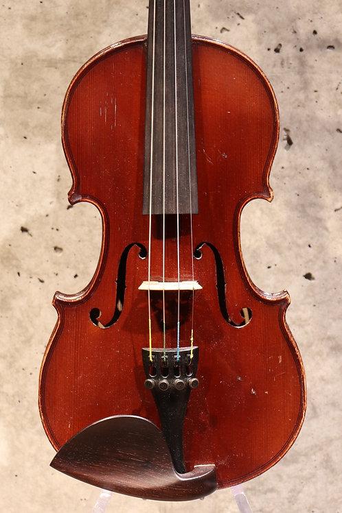 Rental 1/2 Violin French Old