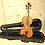 Thumbnail: labeled : Stradivarius 1714,  France 3/4 Violin