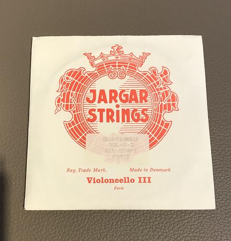 Cello JARGAR Forte G