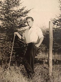 my grandpa, Lyall