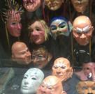 Mask maker, Venice
