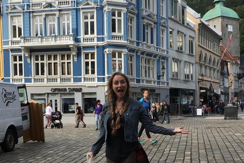 I love Bergen!!!
