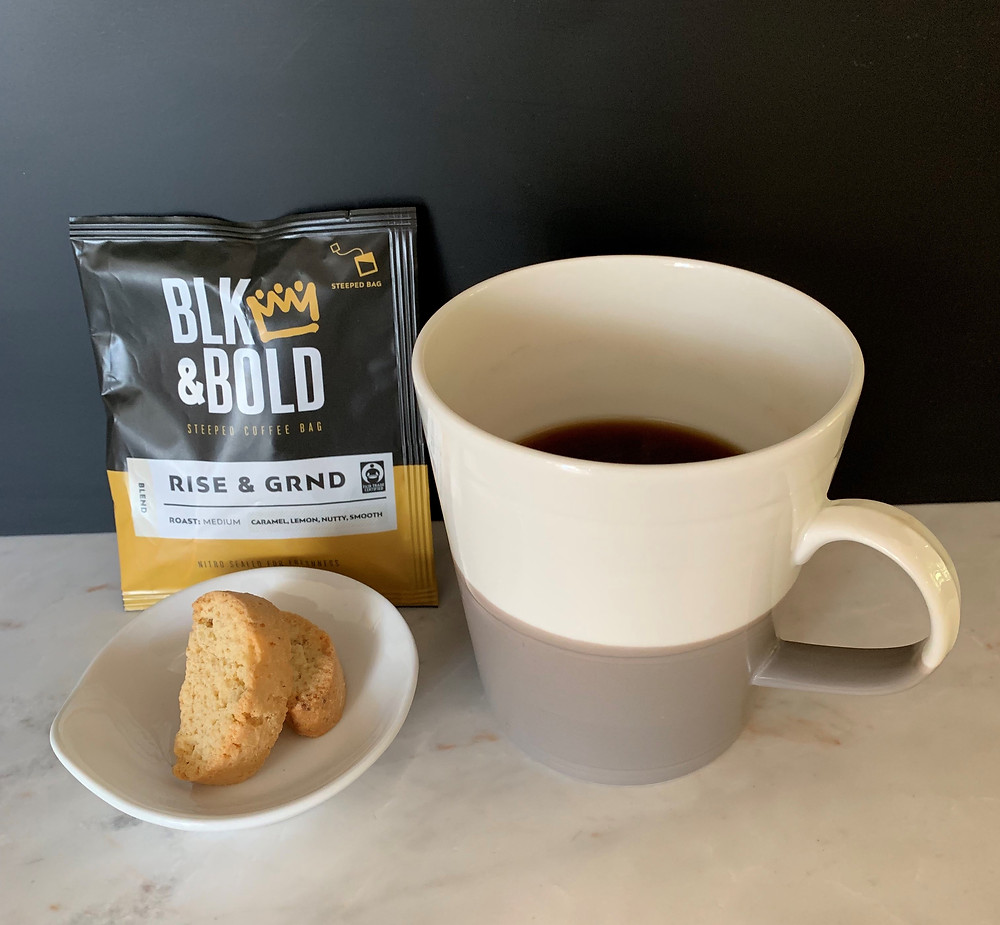 Blk & Bold Coffee Steeping Bags