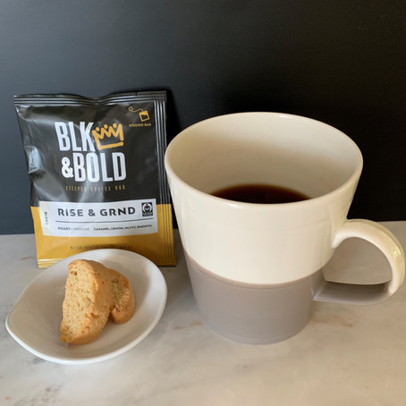 Blk & Bold Coffee With Purpose-Changing lives one grind at a time