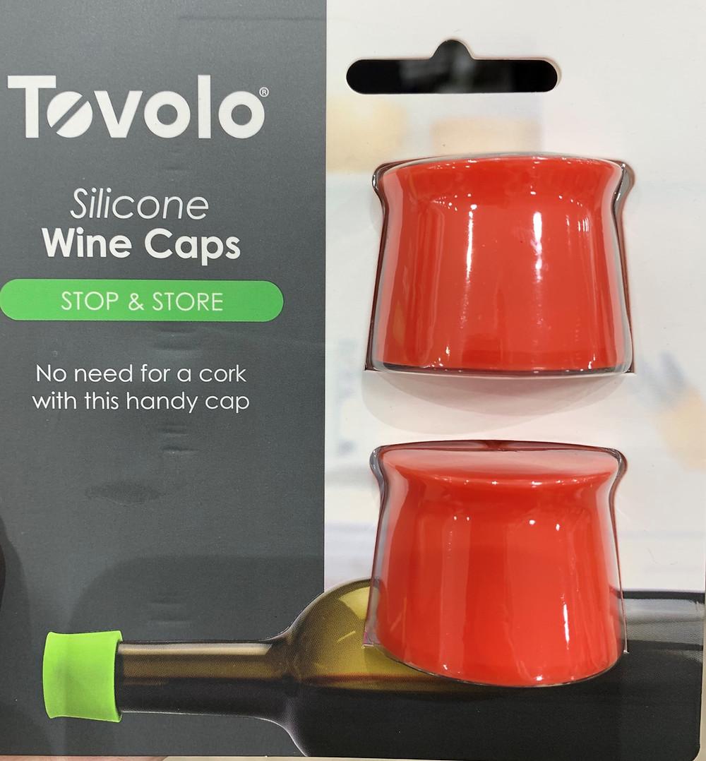 Tovolo Wine Cap