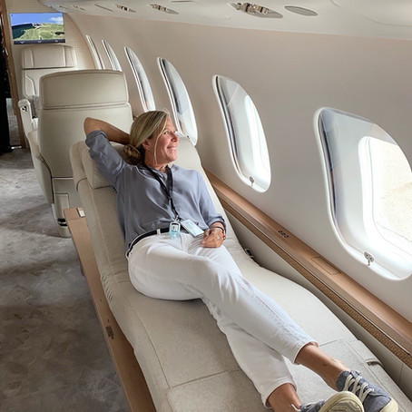 Are Private Jets Really A Business Tool? The real story from a corporate flight attendant.