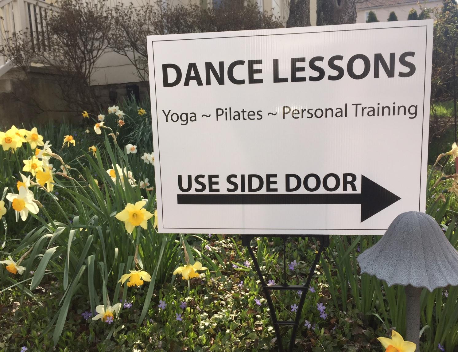 ML-Dance Sign
