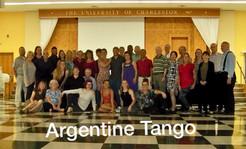 Dance Class Participants